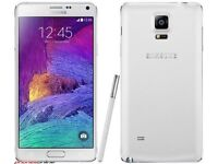 Like new Samsung galaxy note 4