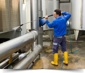 Factory Cleaning Technicians Needed in Hamilton