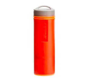 MEC Grayl Ultralight Water Purifier Bottle - camping, hiking