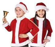 Santa Claus Costume Kids