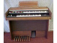 Yamaha Organ 70s Perfectly Working