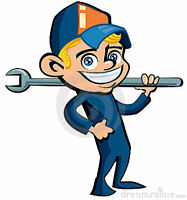 Experienced (20 yrs+) plumber w/ reasonable rates! 587-991-5010