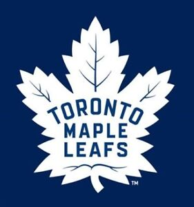 Leafs Tickets - THIRD Row Greens - CENTRE-Ice!!