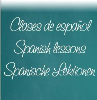 Spanish lessons from a native Colombian!