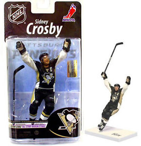 Sidney Crosby McFarlane Series 25 at JJ Sports