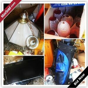 Inverary Downsizing Online Auction - Battersea Rd.