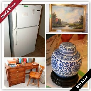 Toronto Downsizing Online Auction - Tanbark Crescent(Feb22)