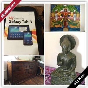 Vancouver Downsizing Online Auction - Hudson Street (CONDO)
