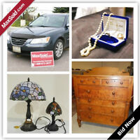 Kingston May Downsizing Online Auction - Discovery Ave