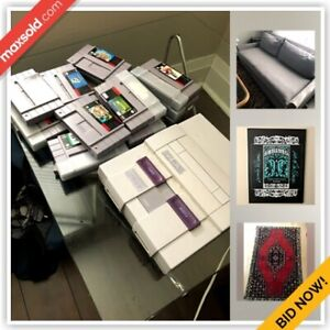 Toronto Downsizing Online Auction - Victoria Park Avenue(May 23)