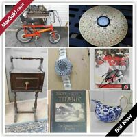 Kingston Pickers World SELLER MANAGED Business Online Auction