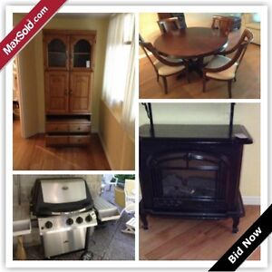 Kanata Downsizing Online Auction - Robson Court (Condo)(Aug 3)