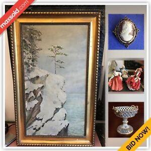 Oakville Estate Online Auction - Shelburne Place(Dec 12)