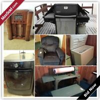Amherstview Downsizing Online Auction- Littlefield crescent