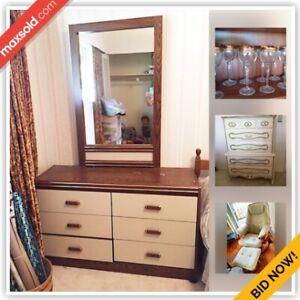 North Vancouver Estate Sale Online Auction-St Pauls Ave(Sept 19)