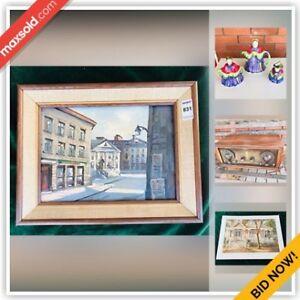 Hamilton Downsizing Online Auction - St. Clair Avenue(Dec 19)