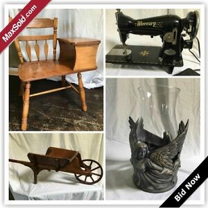 St. Thomas Downsizing Online Auction - Crescent Ave(June 8)