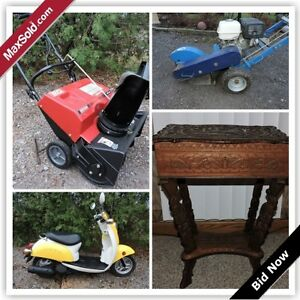 Fenwick Downsizing Online Auction - Foss Road(Dec 8)