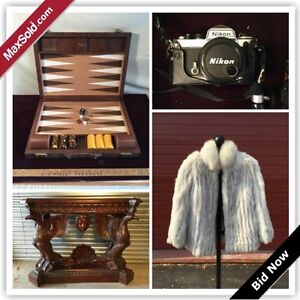 Toronto Downsizing Online Auction - O'Connor Drive (Oct 27)