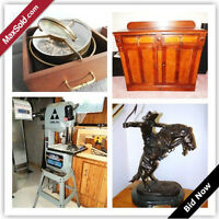 Kingston Downsizing Online Auction - Fleet St