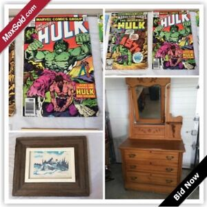 Inverary Downsizing Online Auction - Perth Road (Sept 29)