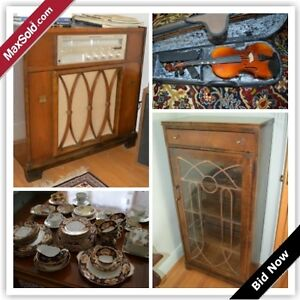 Toronto Moving Online Auction - Holmes Ave. (Aug 25)