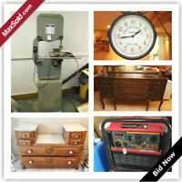 Sydenham Downsizing Online Auction - Campbell Rd