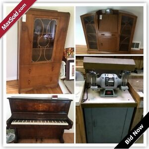 Vancouver Downsizing Online Auction - W 43rd Ave (May 26)
