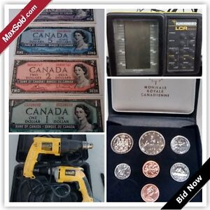 Toronto Downsizing Online Auction - Melgund Road (March 7)