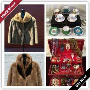 North York Downsizing Online Auction - O'Connor Drive (Sept  4)