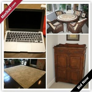 Oakville Downsizing Online Auction - Sheltered Oak Court(Apr 28)