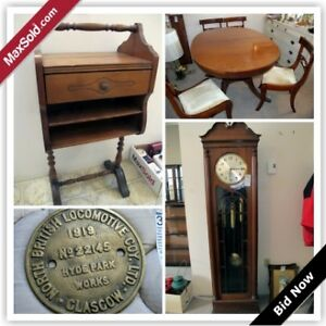 Kingston Estate Sale Online Auction - Old Oak Road(Jan 26)