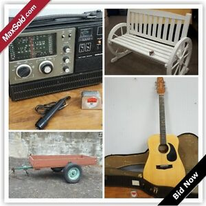 Gananoque Downsizing Online Auction - King St East(Feb23)