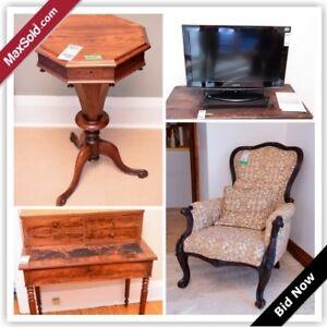 Toronto Estate Sale Online Auction - Wanless Avenue (Feb 22)