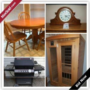 Rosedale Downsizing Online Auction - Berkshire Place(Nov 23)