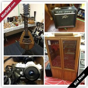 Hamilton Business Downsizing Online Auction (May 24)
