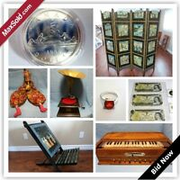 East Gwillimbury Downsizing Online Auction - Earls Court