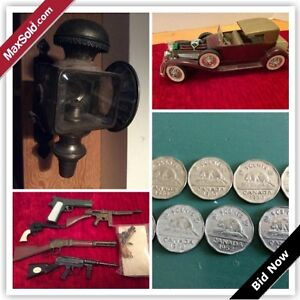 Angus Downsizing Online Auction - Simcoe Street (March 10)