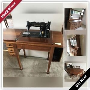 Surrey Downsizing Online Auction - 106th Avenue (May4)