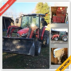 Perth Road Downsizing Online Auction - Opinicon Road(Oct 25)