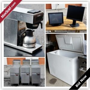 Mississauga Business Downsizing Online Auction (Jan 23)