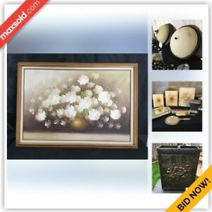 Fonthill Downsizing Online Auction - Greenvale Court(Oct 18)