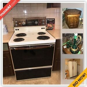 Aurora Estate Sale Online Auction - Murray Drive (Apr 4)