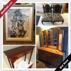 Kingston Downsizing Online Auction - Innovation Drive (Oct 24)