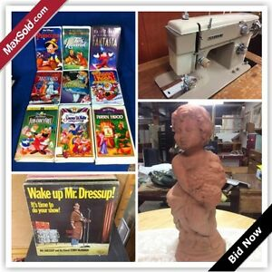 Kingston Fundraising Online Auction - Russell Street (May 31)