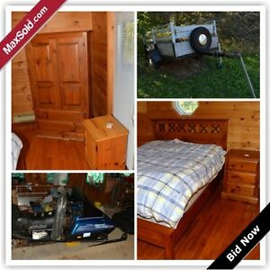 Picton Downsizing Online Auction - County Road 7(Oct 25)