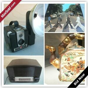Toronto Downsizing Online Auction - Melgund Road (Oct 12)