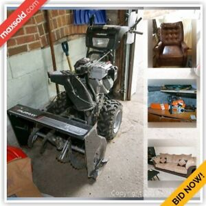 York Moving Online Auction - Sandcliff Road (May 31)