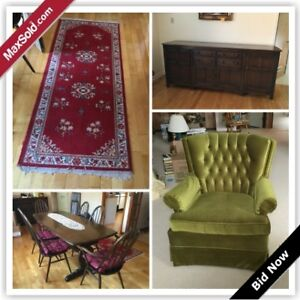 Cornwall Downsizing Online Auction -Belvedere Crescent ( Apr 26)