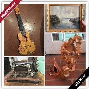 Toronto Business Downsizing Online Auction (March 1)